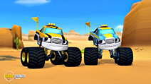 A still #6 from Blaze and the Monster Machines: High-Speed Adventures (2014)