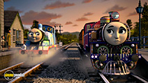 A still #9 from Thomas the Tank Engine and Friends: The Great Race (2016)