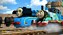 A still #3 from Thomas the Tank Engine and Friends: The Great Race (2016)