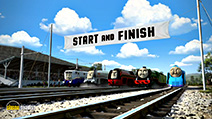A still #7 from Thomas the Tank Engine and Friends: The Great Race (2016)