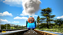 A still #6 from Thomas the Tank Engine and Friends: The Great Race (2016)