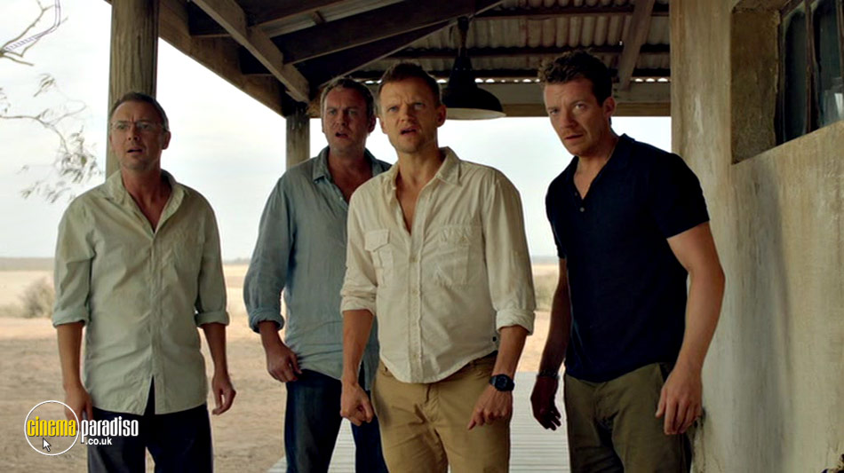 Mad Dogs: Series 3 online DVD rental