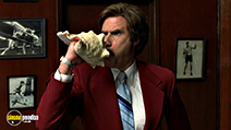 A still #4 from Anchorman Special Edition and Wake Up Ron Burgundy Set (2004)