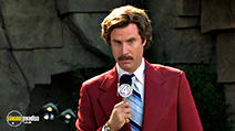A still #1 from Anchorman Special Edition and Wake Up Ron Burgundy Set (2004)