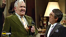 A still #1 from The Two Ronnies: Series 9 (1981)
