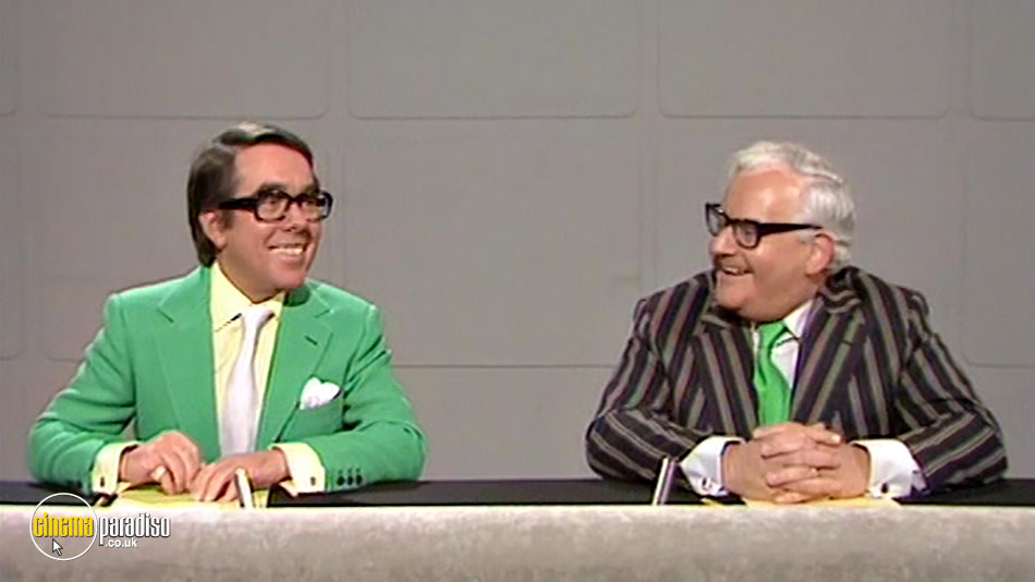 The Two Ronnies: Series 9 online DVD rental