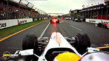 A still #36 from The Official Review of the 2010 FIA Formula One World Championship (2010)