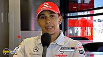 A still #34 from The Official Review of the 2010 FIA Formula One World Championship (2010)