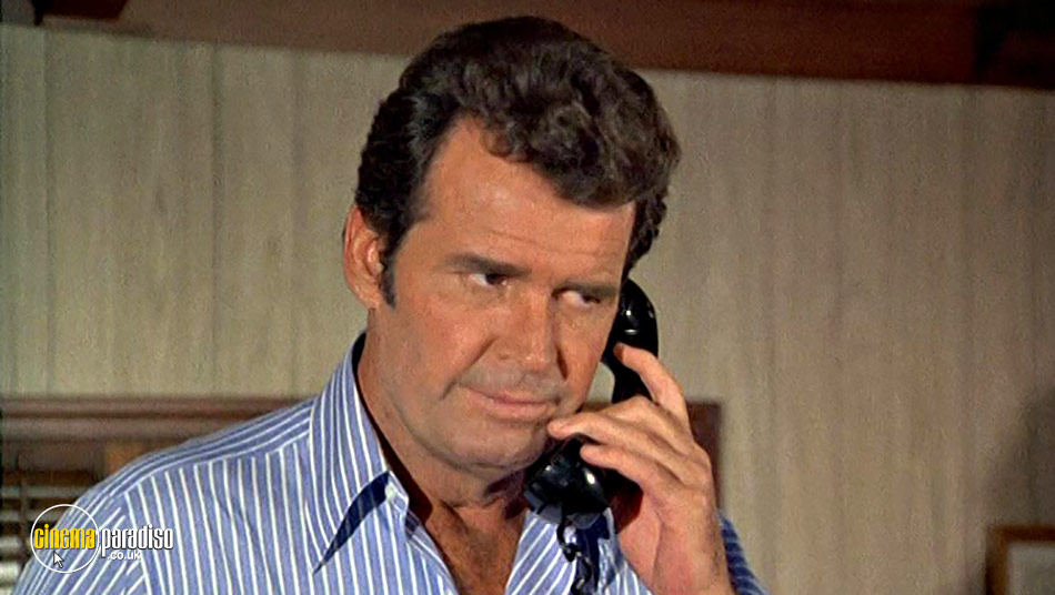 The Rockford Files: Series 3 online DVD rental