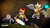 A still #2 from Lego Legends of Chima: Series 1: Part 1 (2013)