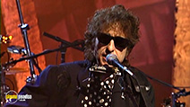 A still #6 from Bob Dylan: Unplugged (1994)
