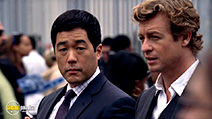 A still #4 from The Mentalist: Series 4 (2011)