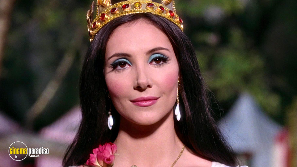 The Love Witch online DVD rental