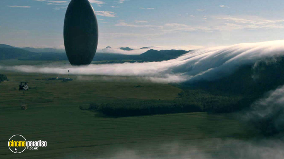 Arrival (aka Story of Your Life) online DVD rental