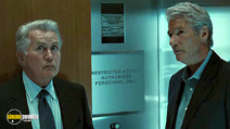A still #20 from The Double with Martin Sheen and Richard Gere