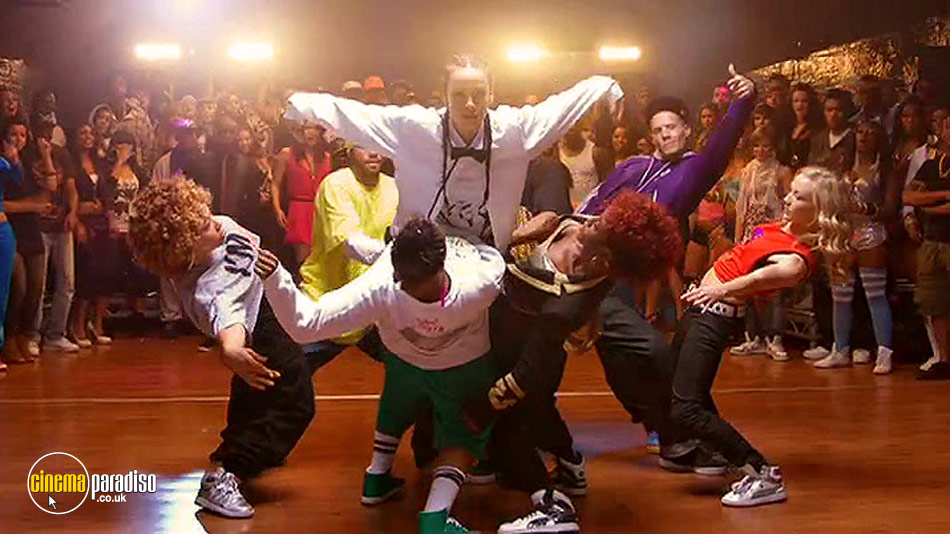 Streetdance: The Moves online DVD rental