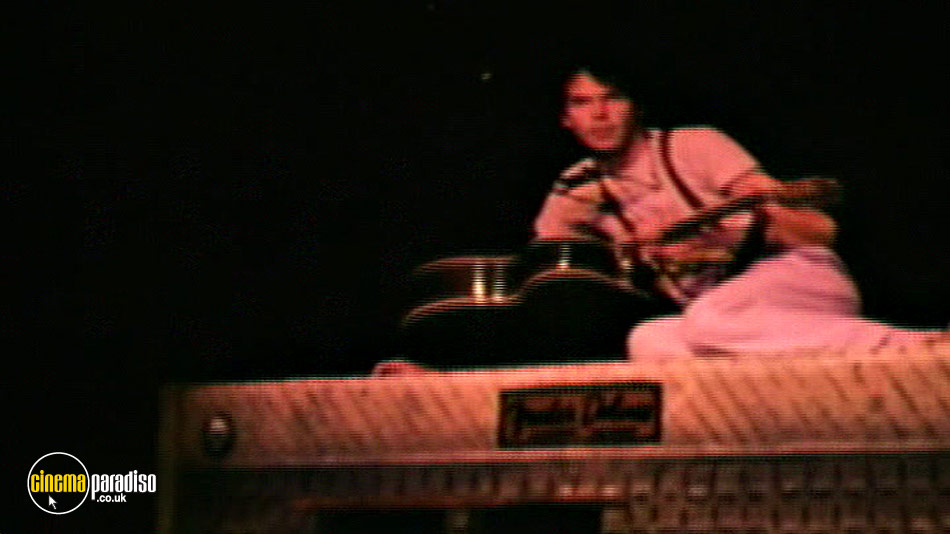 Neil Young and Crazy Horse: Rust Never Sleeps online DVD rental