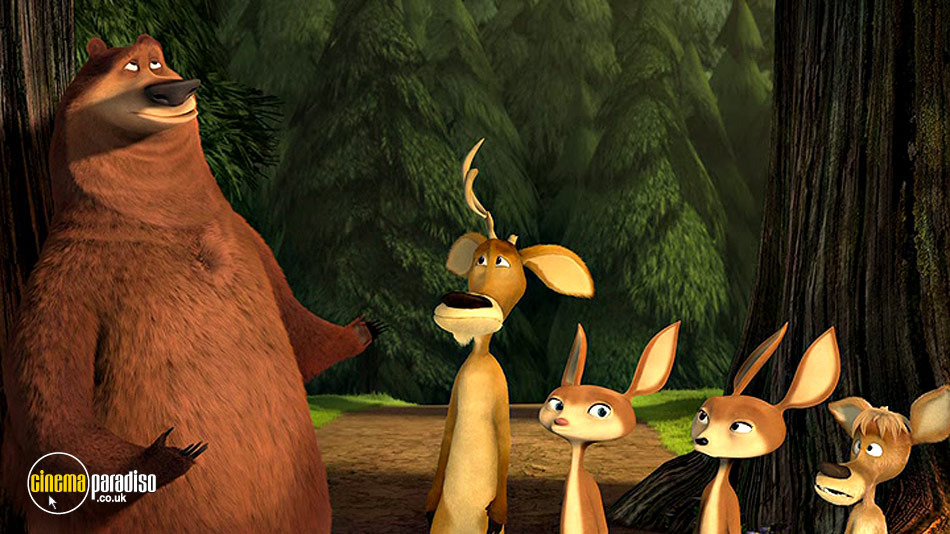 Open Season 3 online DVD rental