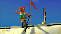 Still #6 from Playmobil: Secret of Pirate Island
