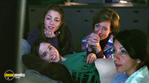 A still #5 from Juno (2007) with Allison Janney, Ellen Page, Olivia Thirlby and Kaaren de Zilva