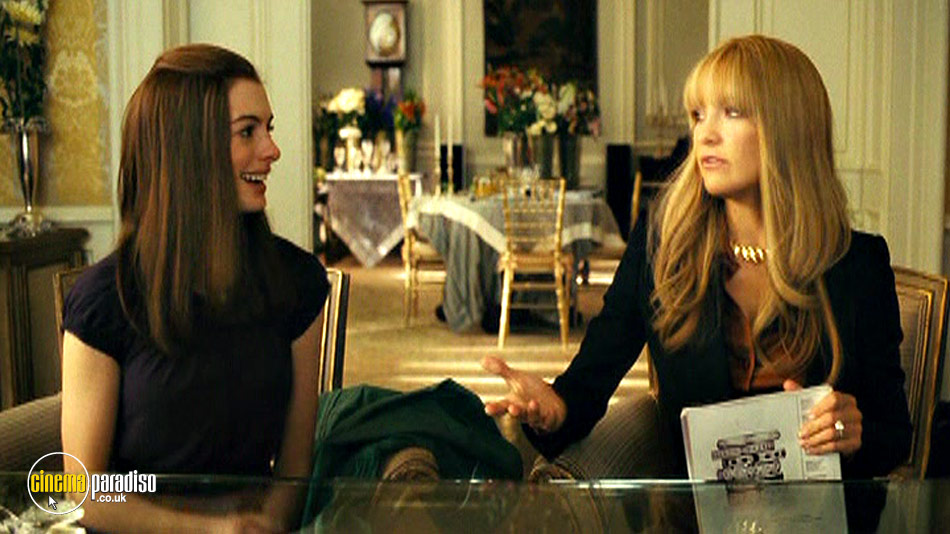 Bride Wars online DVD rental