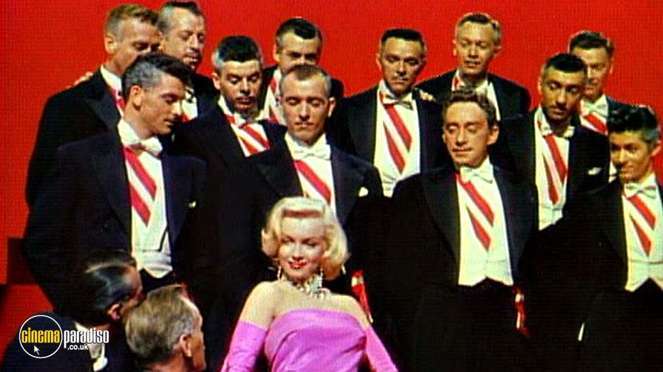Gentlemen Prefer Blondes online DVD rental