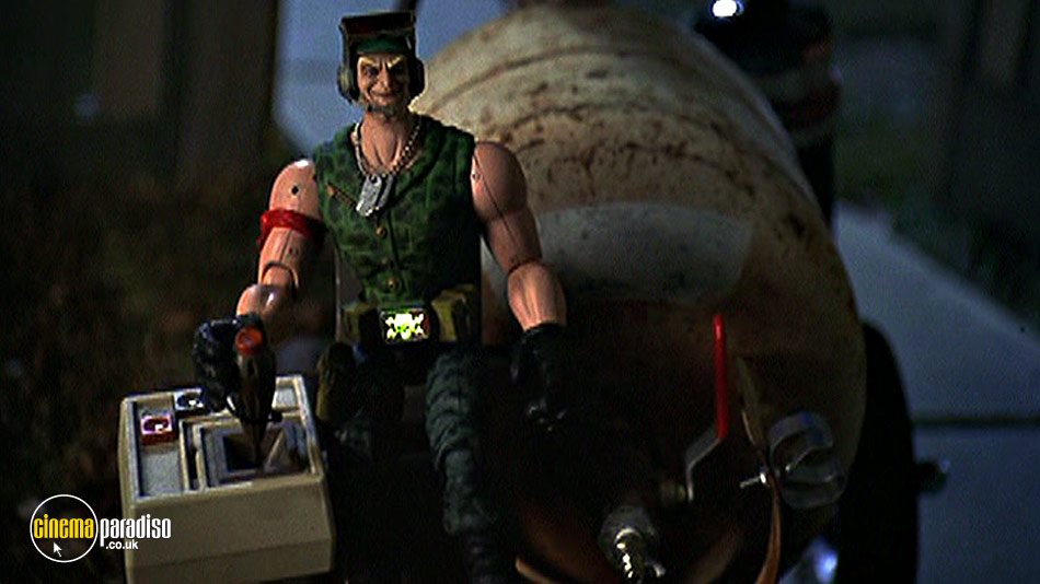 Small Soldiers online DVD rental