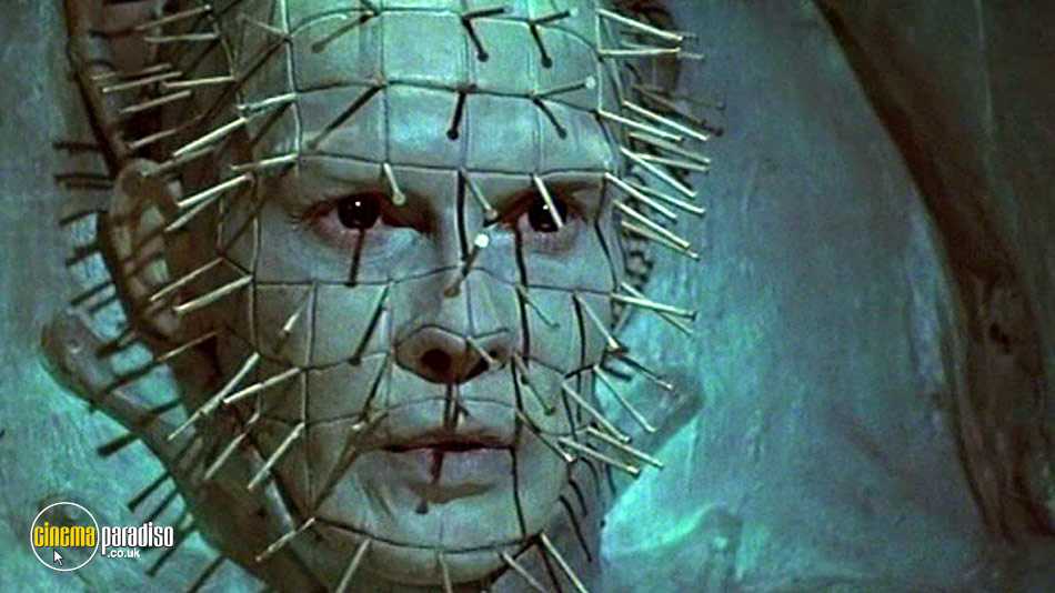 Hellraiser 3: Hell on Earth online DVD rental