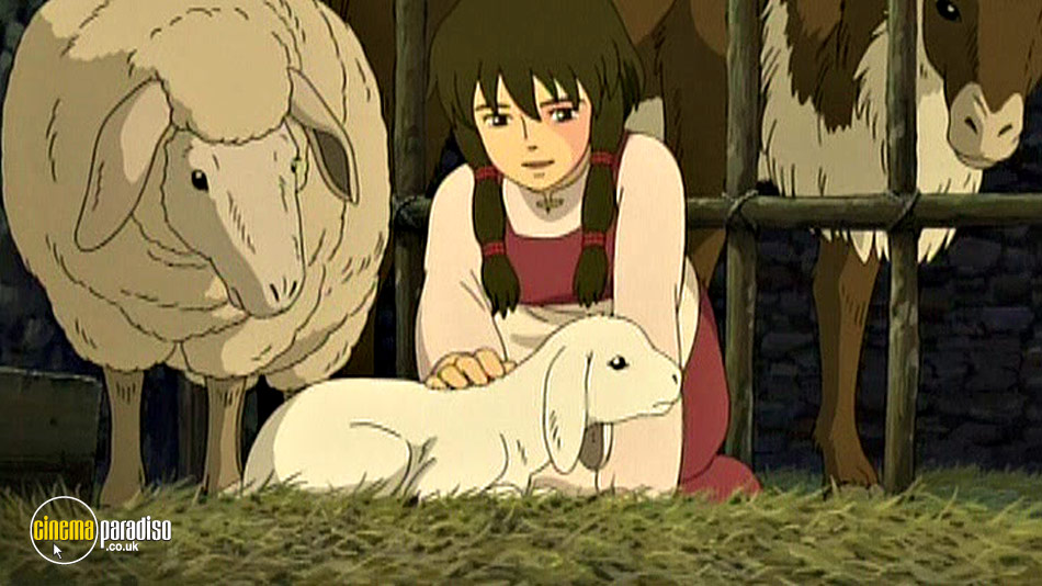 Tales from Earthsea (aka Gedo senki) online DVD rental