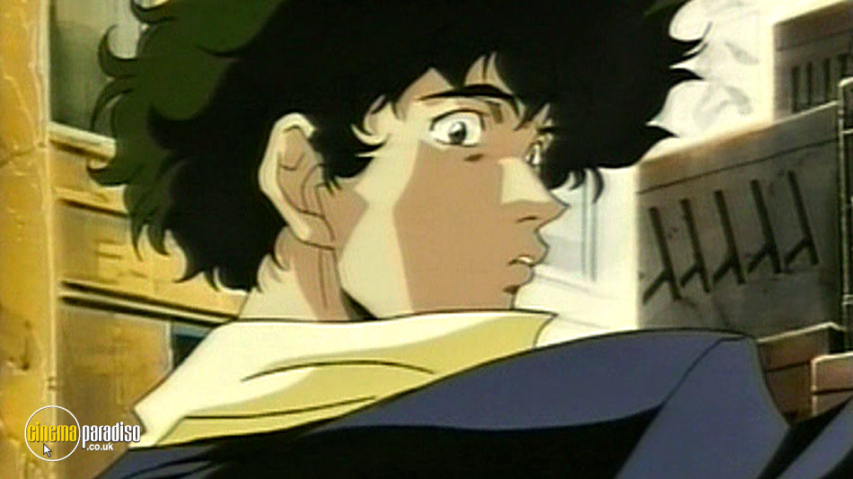 Cowboy Bebop: Collection 2 online DVD rental
