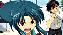 Still #3 from Full Metal Panic Fumoffu