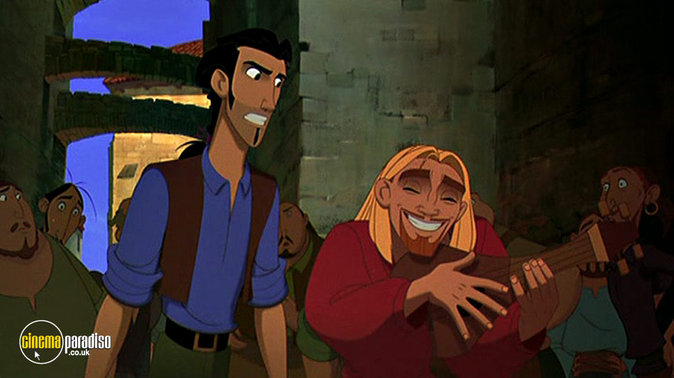 The Road to El Dorado online DVD rental