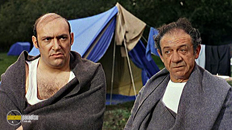 Carry on Camping online DVD rental