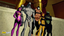 Still #2 from Justice League: Doom