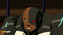 Still #7 from Justice League: Doom