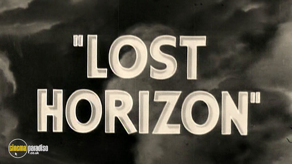 Lost Horizon online DVD rental