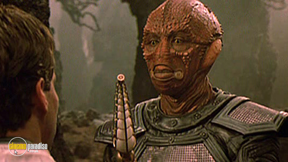 Enemy Mine online DVD rental