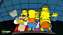Still #1 from The Simpsons: Treehouse of Horror