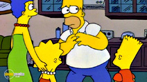 Still #5 from The Simpsons: Treehouse of Horror