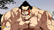 Still #2 from Street Fighter II: The Animated Movie