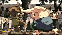 Still #3 from Street Fighter II: The Animated Movie