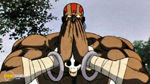 Still #6 from Street Fighter II: The Animated Movie