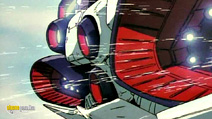 Still #4 from Dirty Pair Flash: Vol.2