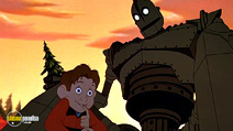 The Iron Giant trailer clip