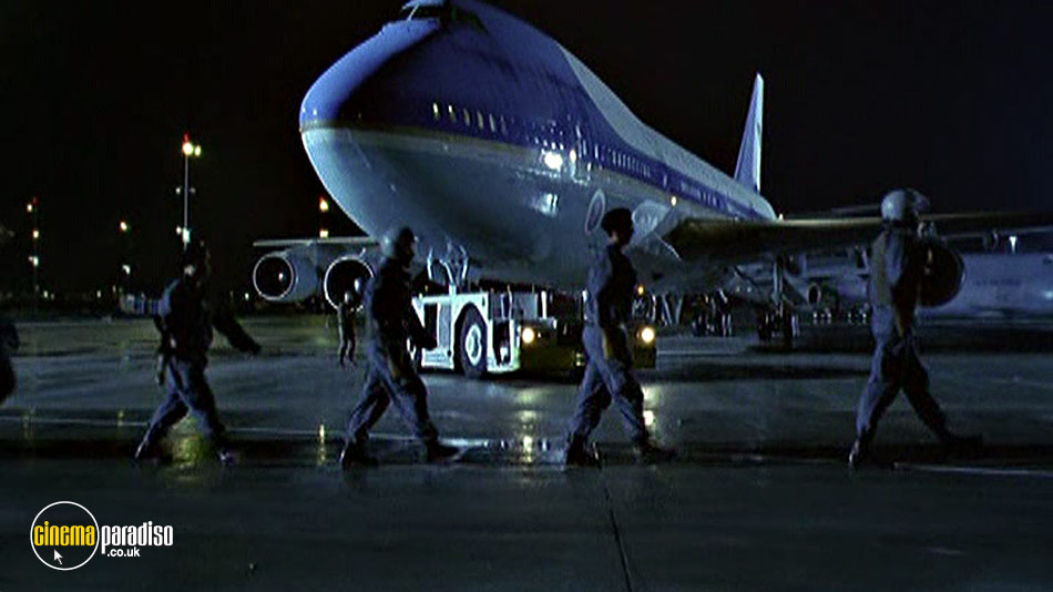 Air Force One online DVD rental