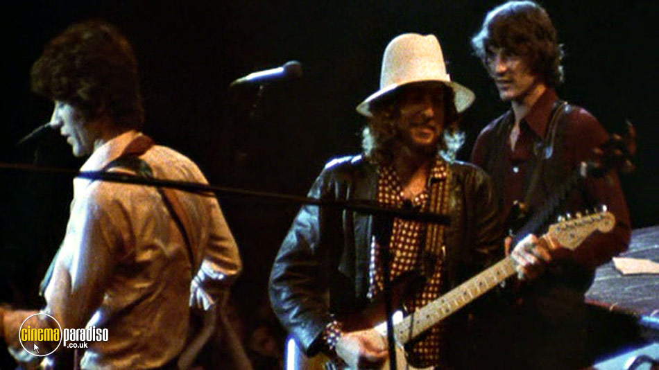 The Last Waltz online DVD rental