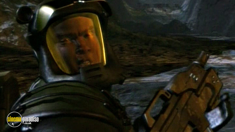 Roughnecks: The Starship Troopers Chronicles: Vol.6 online DVD rental