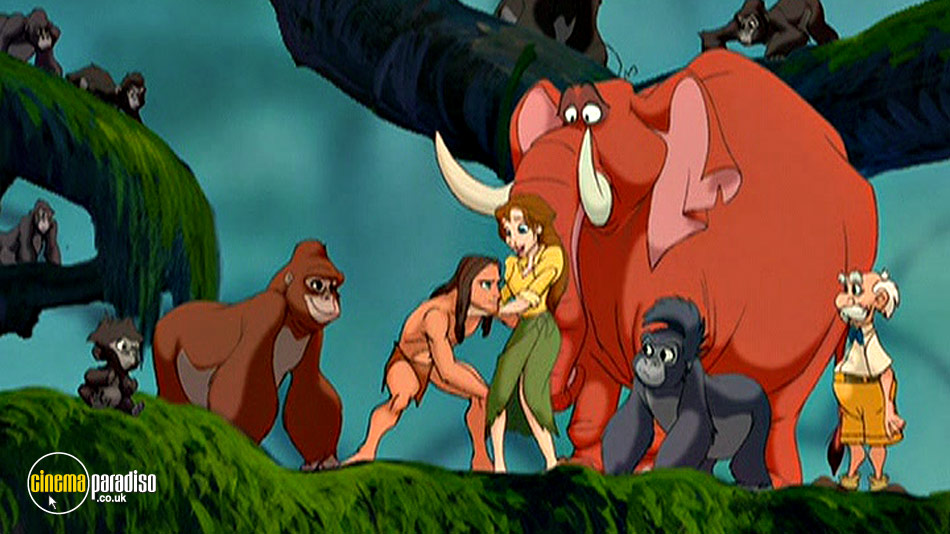 Tarzan and Jane online DVD rental