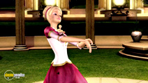 Still #6 from Barbie: The 12 Dancing Princesses