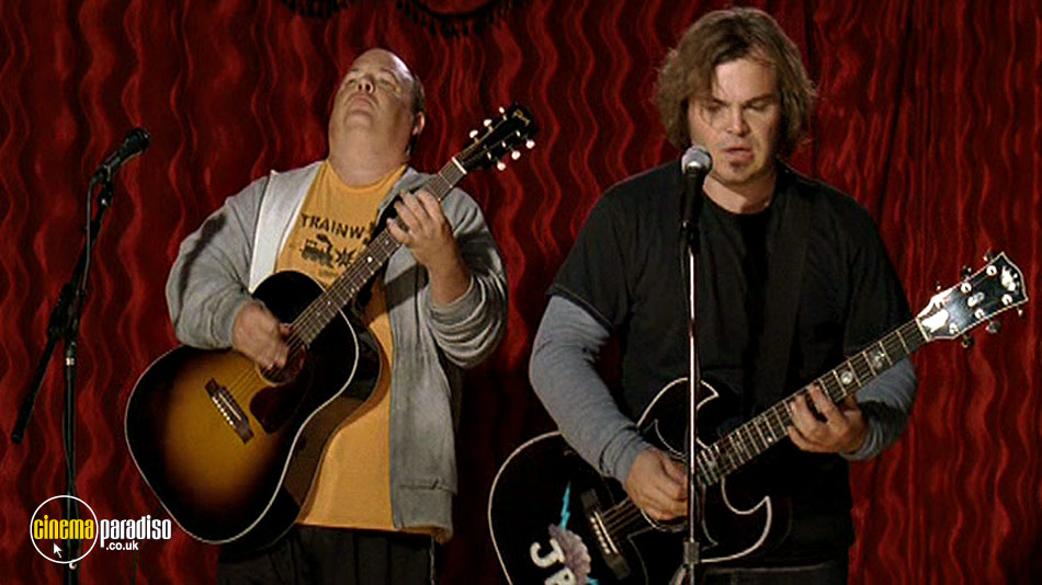 Tenacious D in the Pick of Destiny online DVD rental